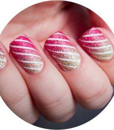 Pinspiration: de mooiste nail art voor oud en nieuw!