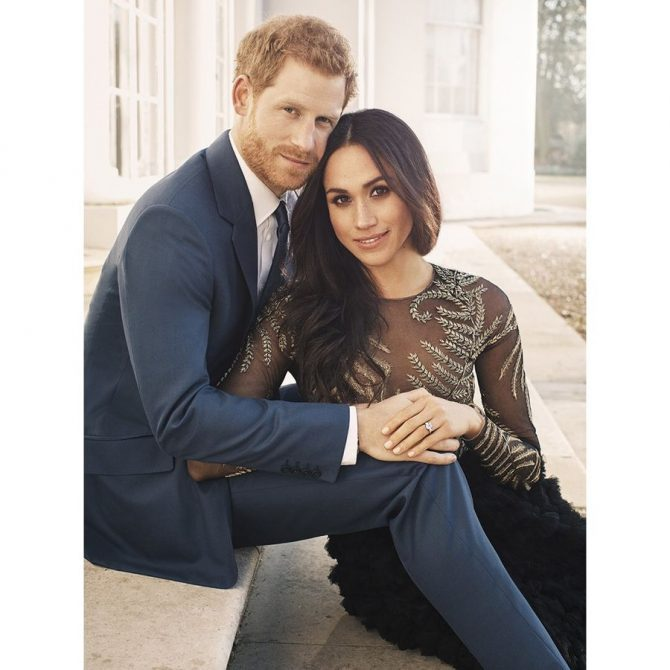 prins harry en meghan huwelijk verloving verlovingsfoto