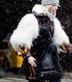 sneeuw street style