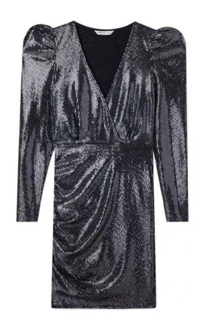 stradivarius jurk feest