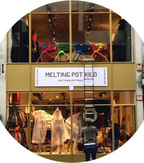 In deze Antwerpse winkel shop je niet per stuk maar per kilo
