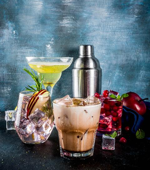 5 feestelijke cocktails met een winterse twist