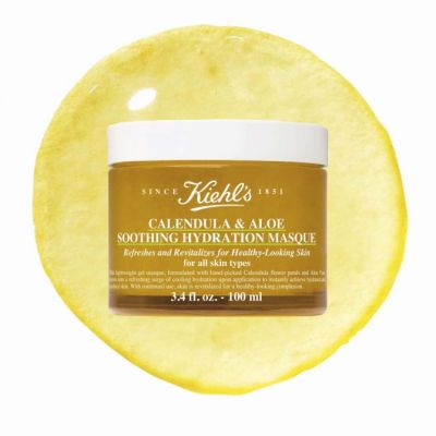 Best Mask: Calendula & Aloe Soothing Hydratation Masque KIEHL'S