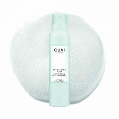 Best Styling Product: Dry Shampoo Foam OUAI