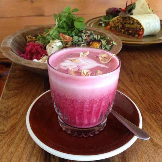 roze latte