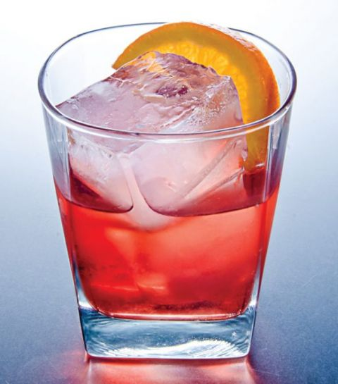 Winterse Old Fashioned : Cocktail