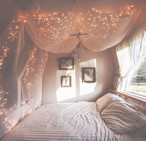 deco romantisch slaapkamer