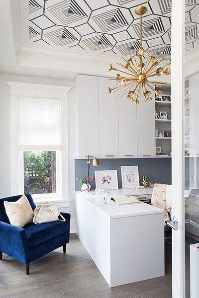 decoratietrends decoratie interieur trend 2018 wonen deco deur muur plant plafond goud zilver spa badkamer