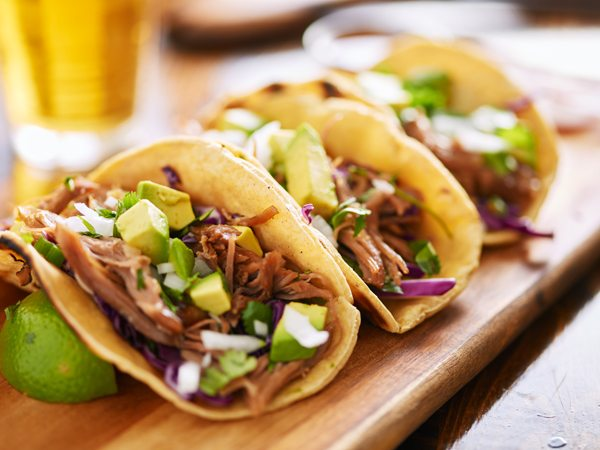 foodtrends 2018 taco mexicaans