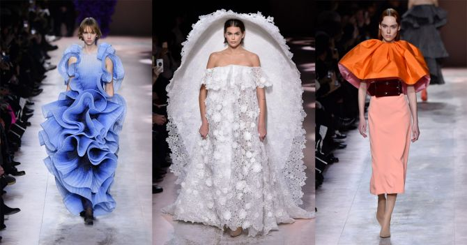givenchy haute couture fashion week collectie 2020