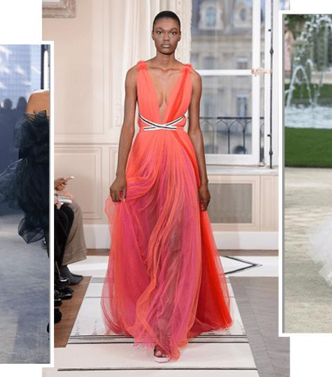 Fashion Week: Onze favoriete Haute Couture creaties voor lente/zomer 2018