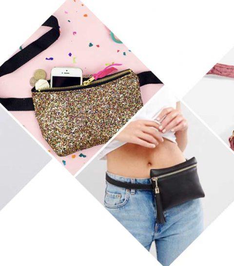 Shopping: deze hippe heuptasjes maken je outfit af!