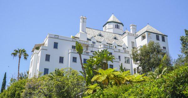 los angeles hotspots chateau marmont