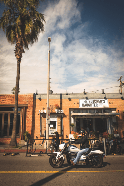 los angeles hotspots the butchers daughters