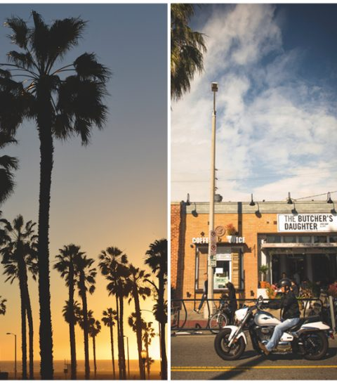 12 hotspots in Los Angeles