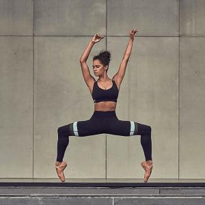misty copeland mistyonpointe instagram fitspiration fitspiratie inspiratie ballet fitness barre ballerina pointe