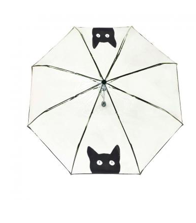 paraplu, shopping, herfst, regen