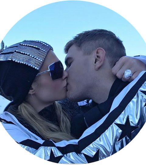 Paris Hilton is verloofd en haar ring belachelijk groot (en duur)