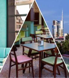 Bij deze 10 fashionable luxemerken kan je op restaurant