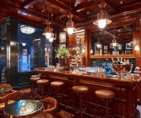 restaurant, cafe, bar, londen, tokyo, new york, parijs, tifanny's, dior, bulgari, armani, ralph lauren, gucci, burberry, dsquared2, prada, chanel