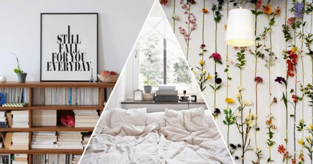 Deco ideeën voor een romantische slaapkamer elle be