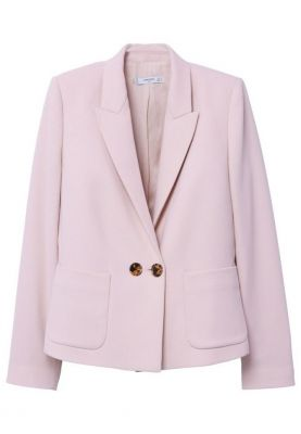 shopping blazer mango roze pink trend