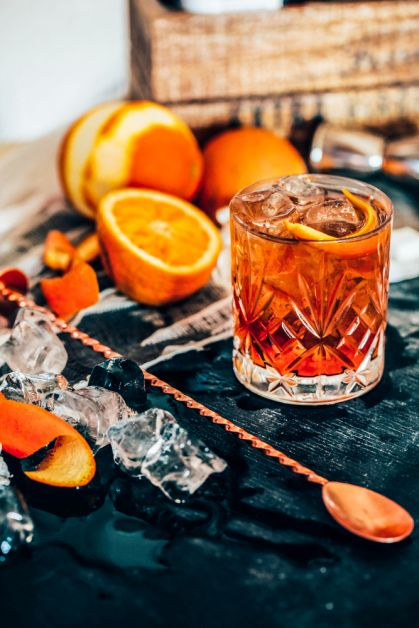 old fashioned cocktails recept