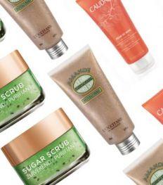 skincare groenten fruit huidverzorging body