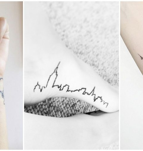 15 tatoeages voor globetrotters