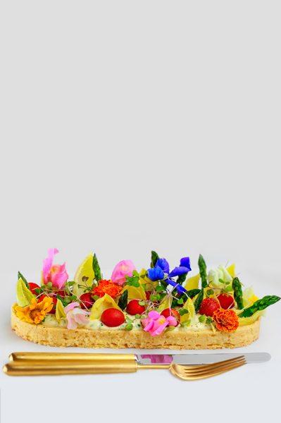 trends 2018 eetbare bloemen