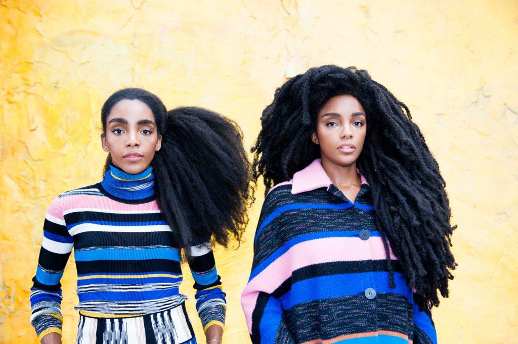 twinning fashion tweeling quann zussen sisters