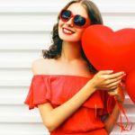 valentijn rode jurken sexy