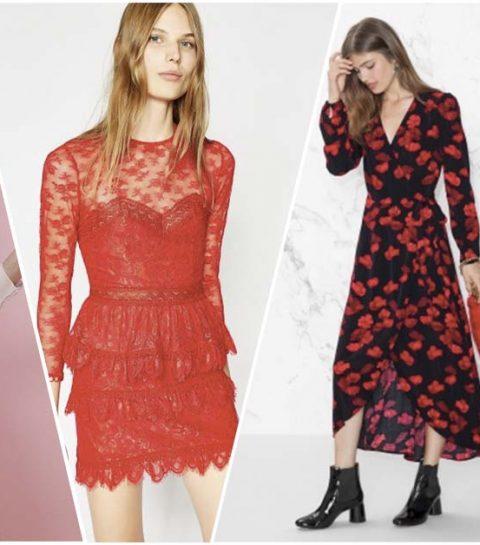 Shopping: de perfecte outfits voor Valentijn