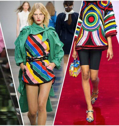 10 catwalk outfits die je ook in de vintage winkel vindt