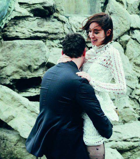 Stiekem verloofd, gelukkig getrouwd: onze beauty editor zei ja in het geheim
