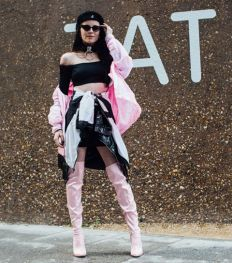 90's streetstyle is back, baby one more time