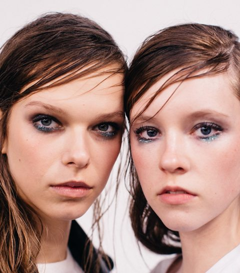 BACKSTAGE BEAUTY: Linda Cantello over de grungy zeemeerminnenlook
