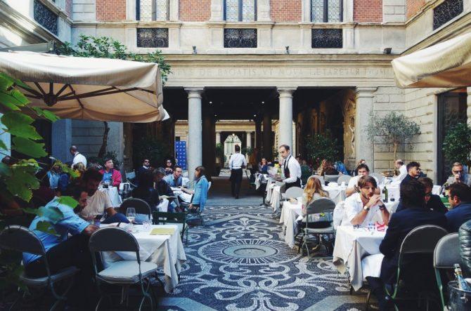 Il salumaio di montenapoleone_Milan_milaan_modeweek_fashion week_ELLE_restaurant_adresjes_food