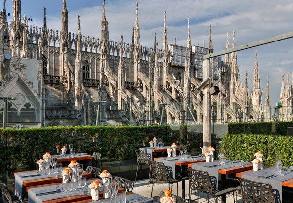 La Rinascente_milan_italie_food_duomo_rooftop_bar_restaurant