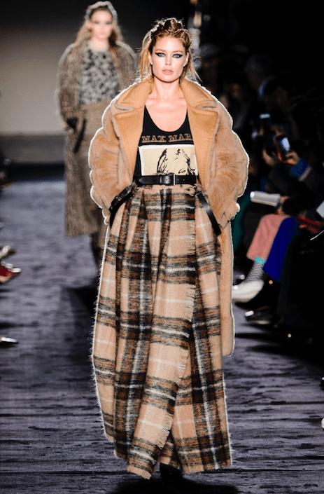 MaxMara_Doutzen Kroes_Milan-fashion-week_modeweek_milaan_winter-2018