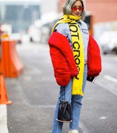 STREETSTYLE: de mooiste looks van New York Fashion Week