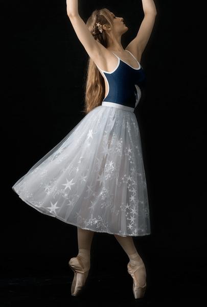 De mooiste op ballet geïnspireerde sportoutfits - 1