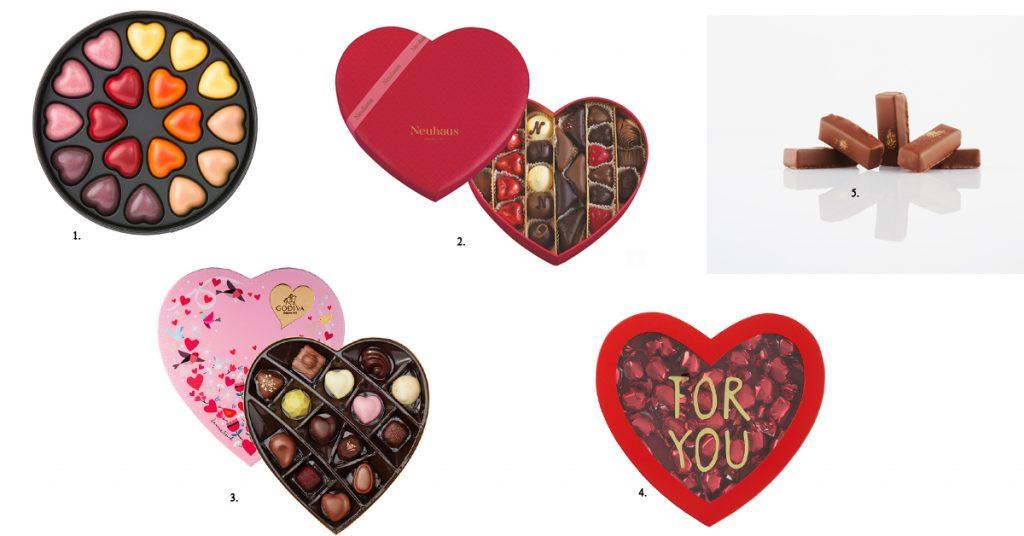 cliche valentijn cadeaus valentijn chocolade