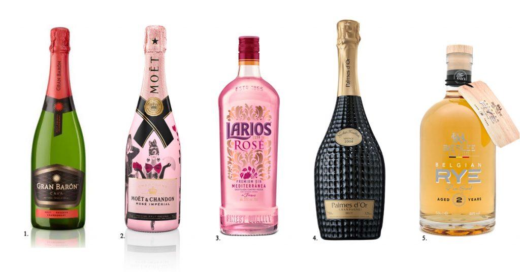 cliche cadeau valentijn alcohol champagne