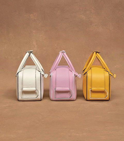 Ontdek Cool Box: de nieuwe handtas van Delvaux