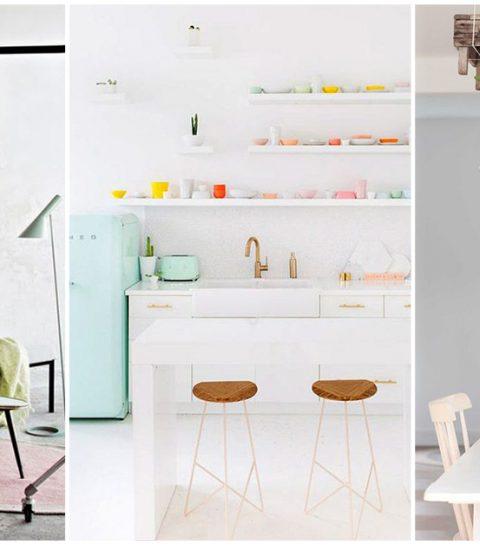 Pretty in Pastel: 30 lieflijke interieurideeën om bij weg te dromen