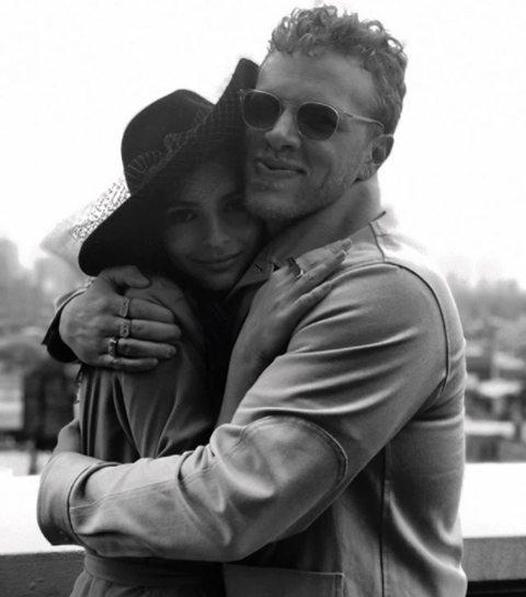 Geniaal: Emily Ratajkowksi is stiekem getrouwd in een Zara outfit