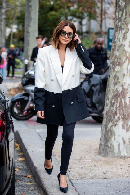 Alsjeblieft: 30 stijlvolle outfit ideeën voor op kantoor - 5