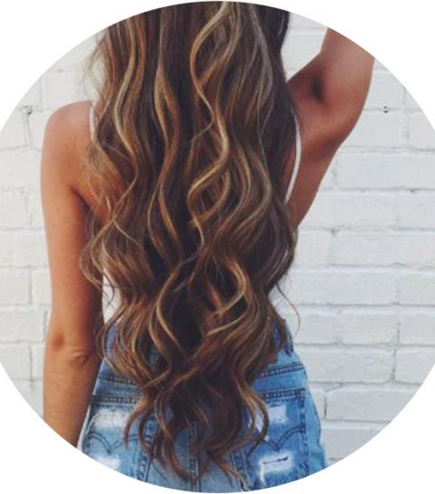 Must-try: met dit trucje groeit je haar één tot drie centimeter per week