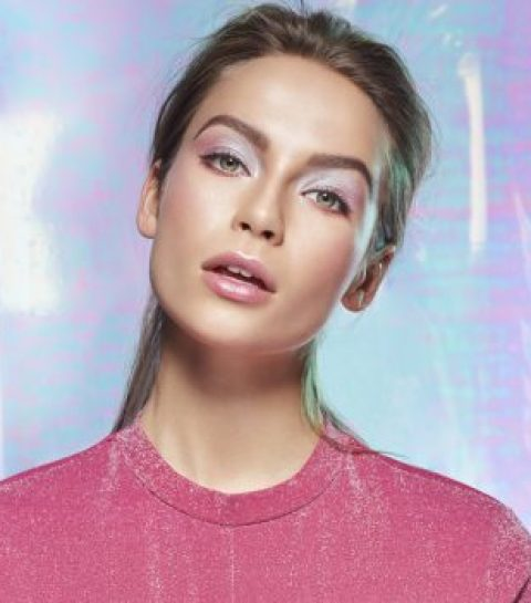 SHOPPING: de mooiste holographic make-up